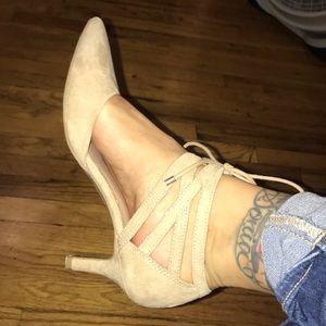 Fioni Nude shoes